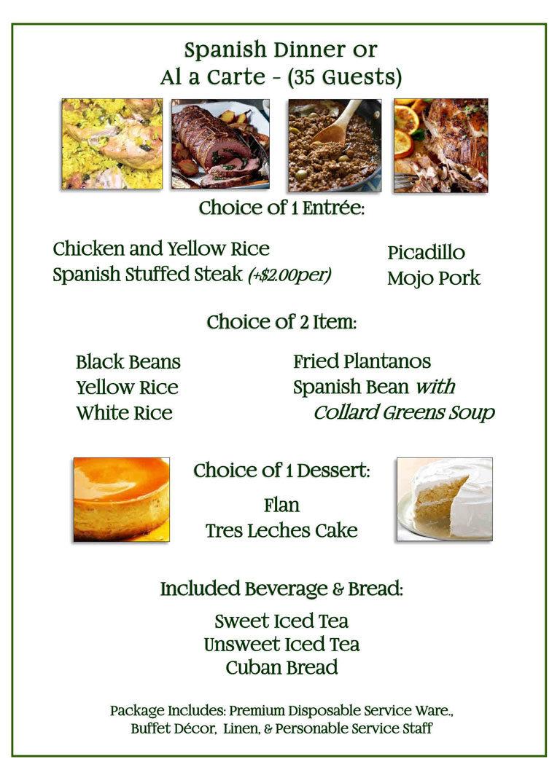 4-Spanish-Specialty-Dinner-Menu